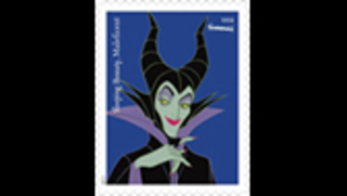 Disney villains coming to a mailbox near you