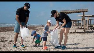 Sign up for Adopt a Beach coastwide cleanup this Fall