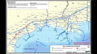 Victoria County proposed as stop in Gulf Coast pipeline project