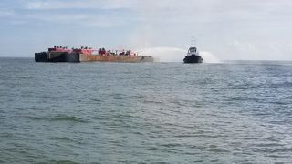 Coast Guard to hold public hearing for Bouchard No. 255 tank barge incident