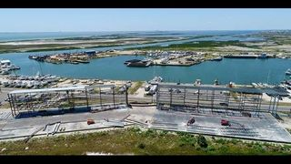 Rockport strong: Cove Harbor Marina & Drystack reopens