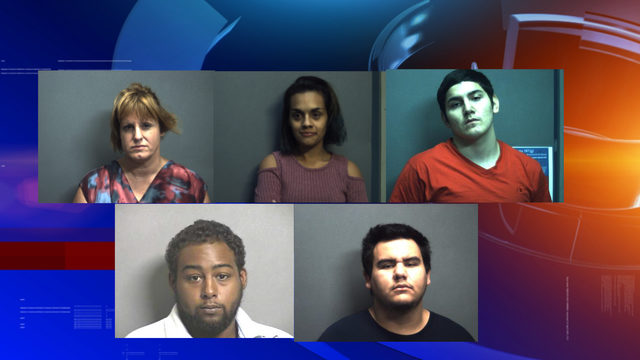 Goliad County Sheriff's Office arrests four others in connection to a fatal shooting in June