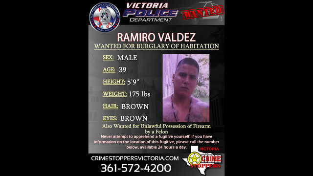 Crime Stoppers searching for wanted for burglary