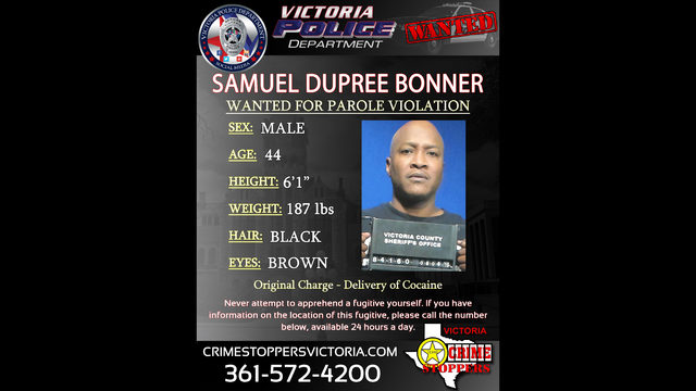 Crime Stoppers searching for man charged with delivering cocaine