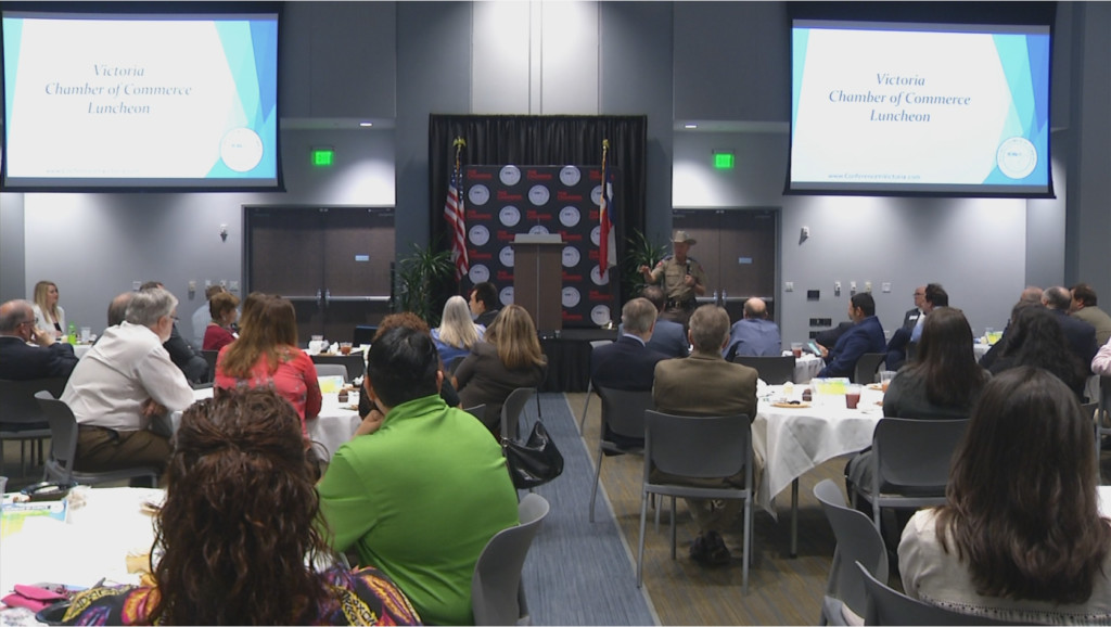 Chamber of Commerce discusses border security at monthly luncheon