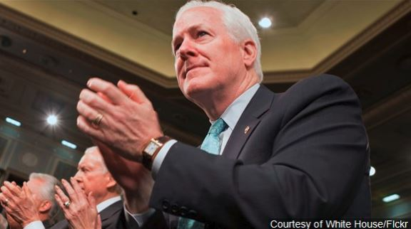 Cornyn votes to secure border, calls for reform of National Emergencies Act