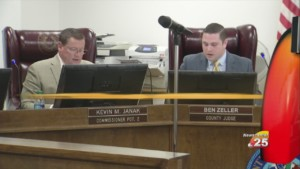 Victoria Commissioners approve first phase to upgrade cyber security in county business