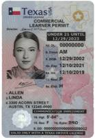 New Texas IDs issued by DPS