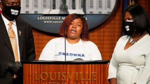 Breonna Taylor's mother