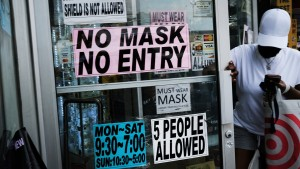 Reinstating Mask Mandates Debated Across Country As Cases Of Covid 19 Rise